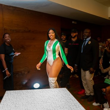 Megan Thee Stallion brings the Hot Girl Train to Lagos at the Flytime Music Fest Day 3 || All The Photos