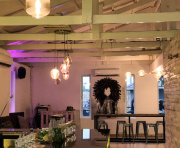Warehouse Review: The Warehouse Kitchen