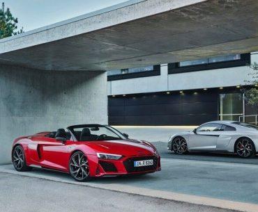 Mc! Magazine: 2021 Audi R8 V10 RWD, The Low-Key Supercar