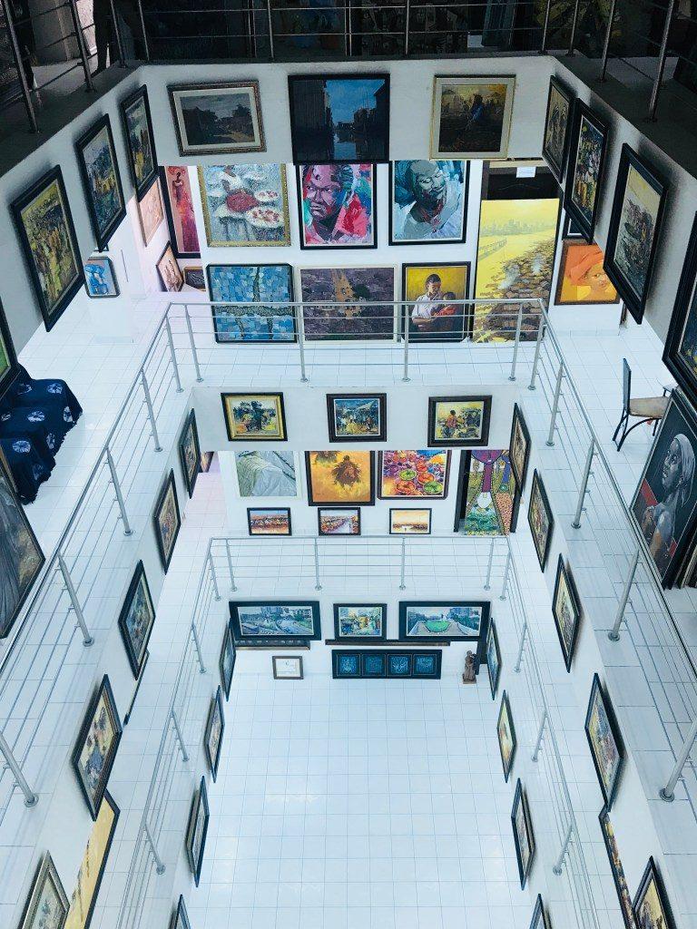 Nike Art Gallery; An Art Lover's Guide