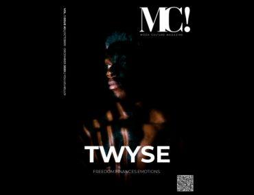 On MC! Magazine Cover: Twyse Ereme on Freedom, Finances & Emotions