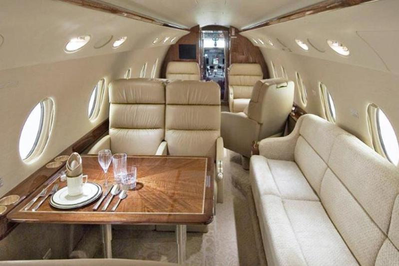 Inside Cristiano Ronaldo's Limited Edition Gulfstream G650 Private Jet