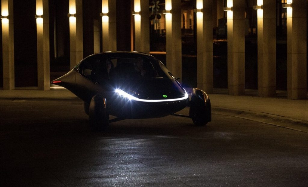 Apetera: The Solar-powered Electric Vehicle that doesn't need charging