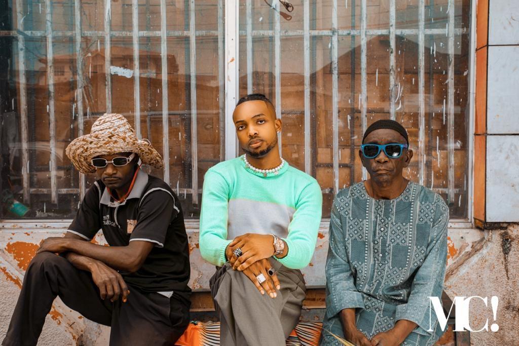 Candid on MC!: Afrobeat Artist OCJ Talks Music Inspiration, Fashion & 'African Prince' EP